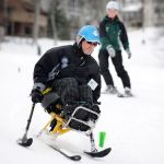 Wintergreen Adaptive Sports Kicks Off Practice Ski Session