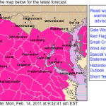 Red Flag Warning For Monday - EXPIRED!