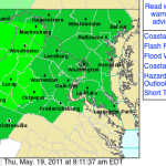 Wintergreen & Nelson : Flash Flood Watch : ! CANCELED !