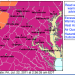 Wintergreen & Nelson : Excessive Heat Warning : ! EXPIRED !