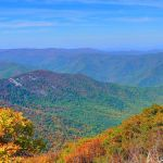Fall Starting To Show Its Colors in Nelson County, Virginia