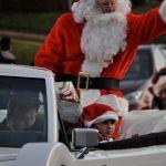 Lovingston Christmas Parade 2011