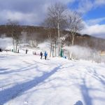 Temps Drop And The Snow Flys Again At Wintergreen
