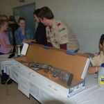 Piney River Scout Troop 32 Has Huge Turnout For Fundraising Supper