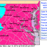 Wintergreen & Nelson : Red Flag Warning Tuesday : ! Wildfire Potential High !