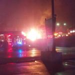 Amherst: Explosion At Ambriar Shopping Center Had Firemen Battling Blaze : Video