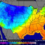Incredibly Warm Temps On Deck For Weekend Across The Central Virginia Blue Ridge