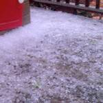 NELSON: Intense Storms Drop Hail & Flooding Rains