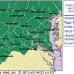 Flash Flood Watch: ! CANCELED !
