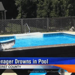 Amherst: Nelson County Teen Drowns In Pool - Story Via WSET - ABC-13 Lynchburg