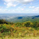 Beautiful Scenes Emerging In Blue Ridge As Fall Takes Hold