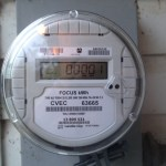 CVEC Replacing Older Electric Meters With New Digital Ones - Not Smart Meters