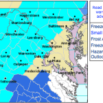 Freeze Warnings Overnight Friday Into Saturday Morning