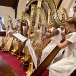 Harps of Gold Christmas concert at RVCC