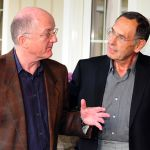Internationally Known Actor & Wine Expert Oz Clarke Makes Stop At Veritas