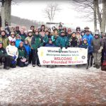 10th Annual Wounded Warriors Weekend Wrapping Up At Wintergreen