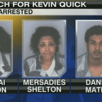 Police Release Arrest Information In Kevin Quick Case : Via CBS-19