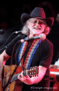©2010 Limelight Imaging: Lockn' announces that Willie Nelson will appear at their festival September 4th - 7th 2014 in Nelson County, VA
