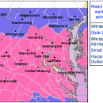 Winter Storm Warning : CANCELED