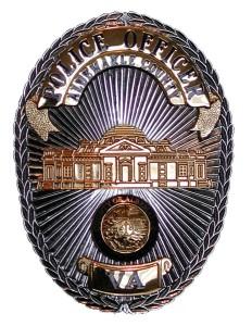 ACPD Badge