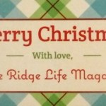 Merry Christmas From All Of Us At Blue Ridge Life Magazine