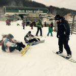 Some Pre-Christmas Skiing & Boarding
