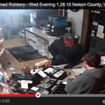 Nelson: Lawmen Looking For Suspect In Overnight Holdup : Updated 2.2.15