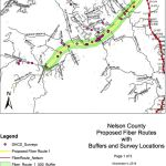 Nelson County Gets Greenlight & $$$ To Extend Existing Fiber Network