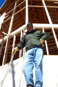 Known for building the big beautiful homes at Wintergreen, Steve Crandall, owner of Tectonics II Builders in Beech Grove was featured in our first first issue back in April 2005. Since then Steve has founded Devils Backbone Brewing in Roseland. His son Justin is slowly taking over the duties of operating Tectonics.