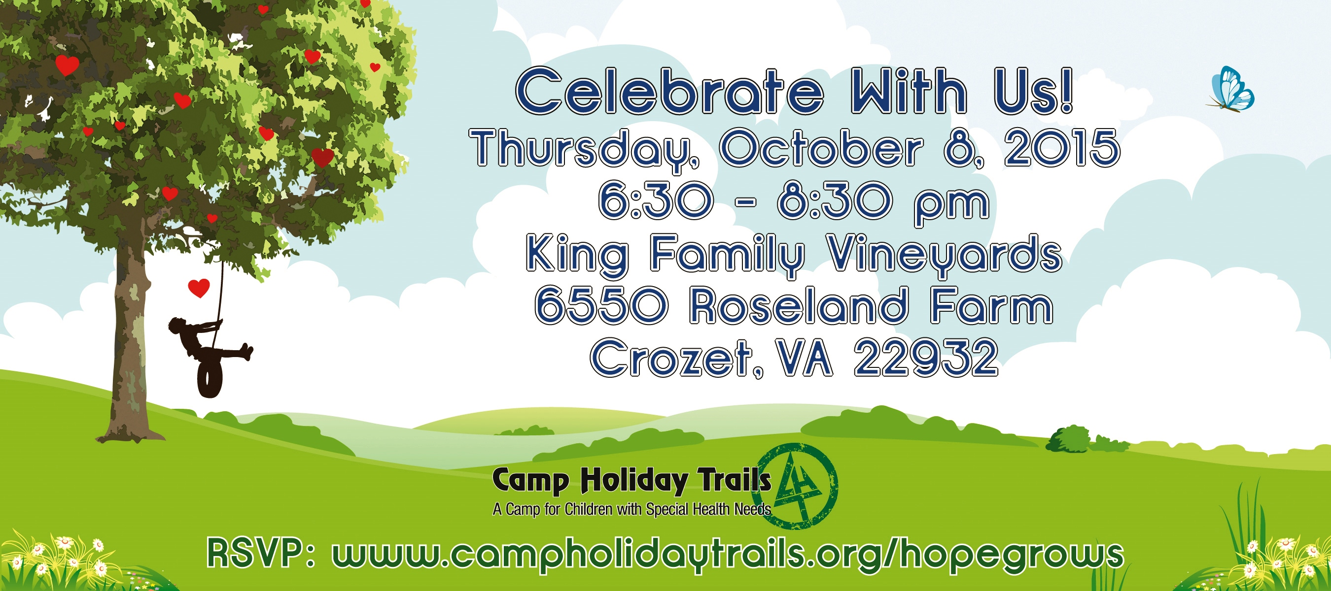 Camp Holiday Trails\' Hope Grows Celebration : Blue Ridge Life Magazine :