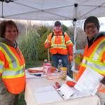 Friends of 151 Kicked Off Cleanup Day This Past Saturday Morning