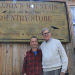 News Alert : Earl Hamner, Jr Dead At Age 92 - Goodnight John Boy
