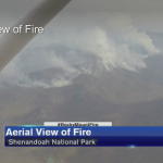 Rocky Mount Fire Burns 9000 Acres As Of Sunday : Updated 4.24.16 - 8:20 PM Via CBS-19