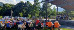 Folks enjoyed the free event this past Sunday evening at DBBC's Basecamp Brewpub & Meadows - Sunday - July 10, 2016