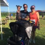 Nelson : Arrington - Hot But Beautiful Morning for Corkscrew Racing Full Nelson 5K  -  (Race Results)