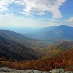 Fall Colors Popping Now In The Blue Ridge