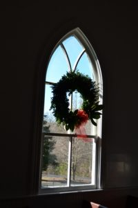Photo courtesy of Holy Cross Episcopal Church