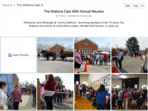 To see all of the photos from our shoot at the reunion on Saturday, click on our Facebook album above.