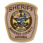 Amherst : Deputy Shot During Traffic Stop OK : VSP Files Charges : Updated 9.25.17