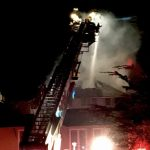 NEWS ALERT : Wintergreen : Fire Departments Battle Blaze At Condo Unit  -  (Video)