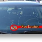 VIRGINIA 2019 INSPECTION STICKERS TO BE RELOCATED ON VEHICLE WINDSHIELD