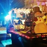 Nelson : Lovingston : Nelson Christmas Parade Returns Home To Welcoming Crowd
