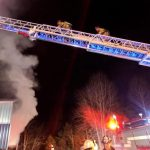 Arrington : Area Fire Crews Battle Large Fire At Lumber Company