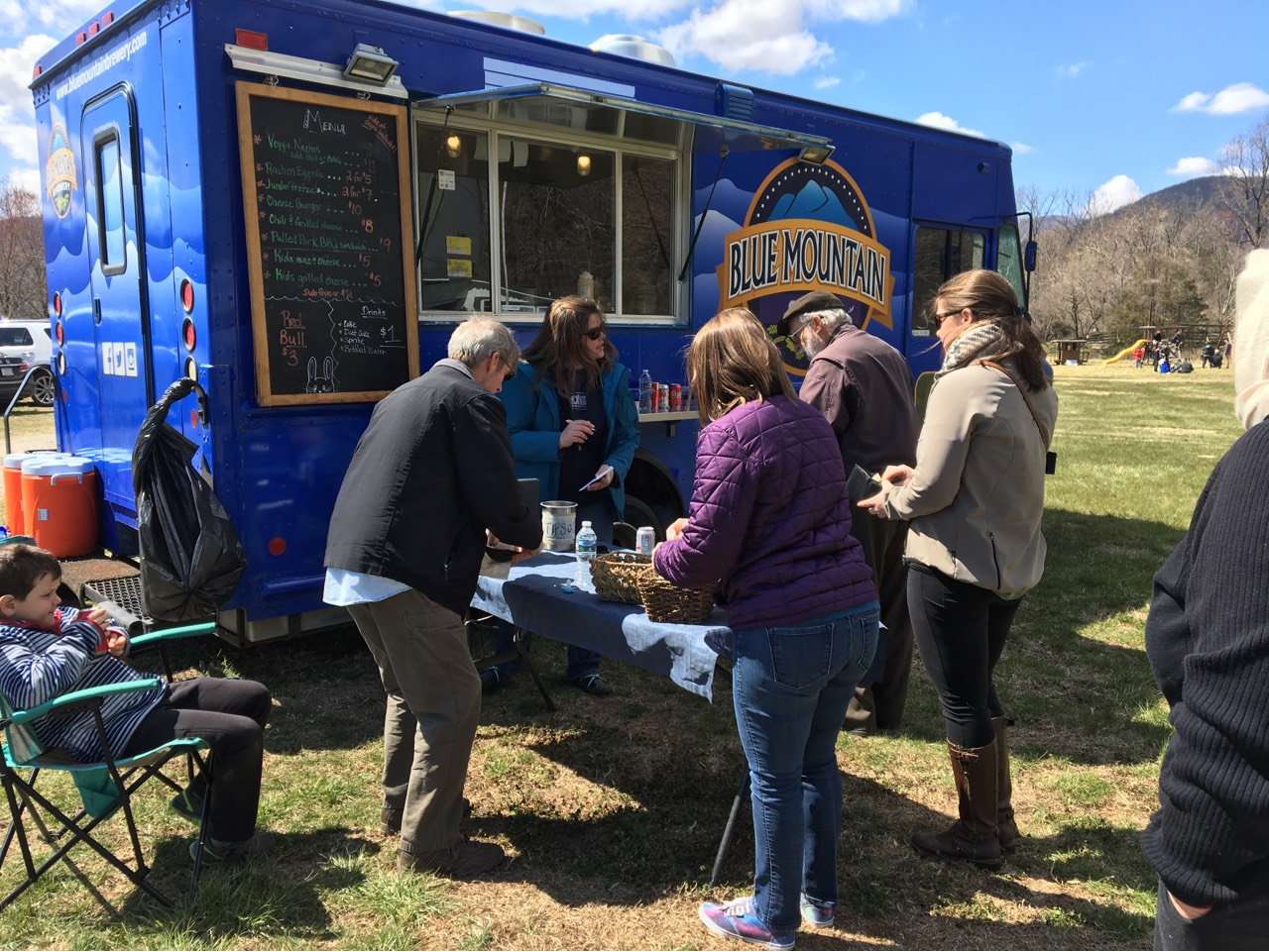 Mountain Toad Food Truck