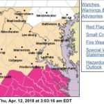 FIRE WEATHER WATCH : Replaced & Expanded With Red Flag Warning : See In Text Below