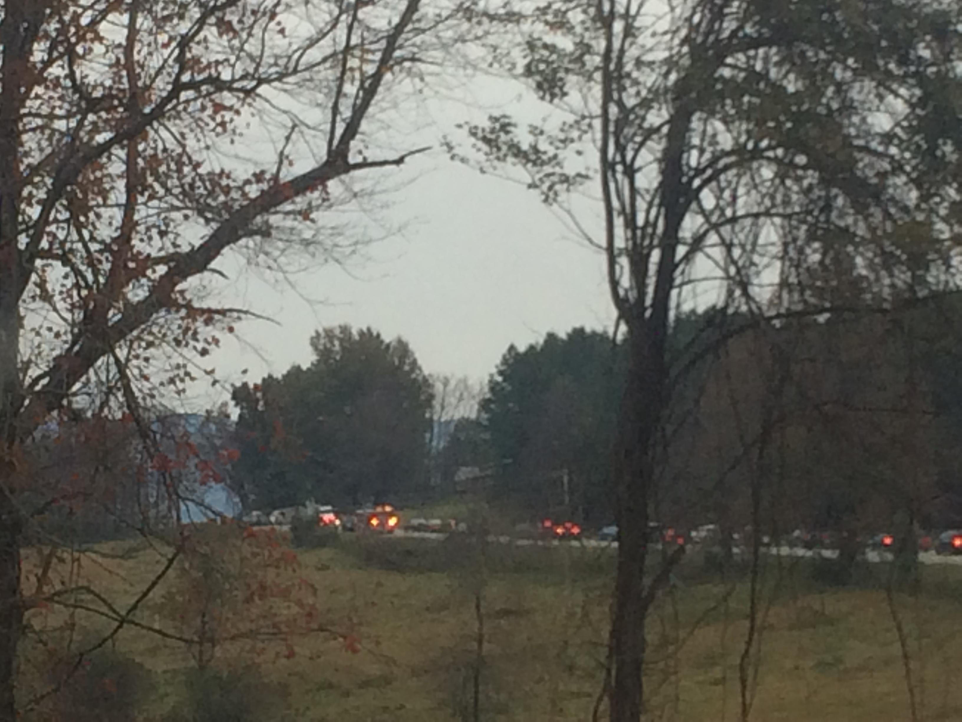 Nelson : Auto Crash Temporarily Blocks Route 151 Between