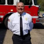 Lovingston : Fire Chief Involved In Serious Crash Out Of Surgery (Updated 6.1.20)