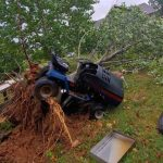Nelson / Albemarle : Severe Storms Cause Damage In Parts Of Area