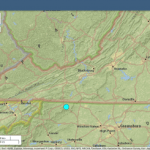 News Alert : 5.1 Magnitude NC Earthquake Felt As Far North As Nelson / Augusta County