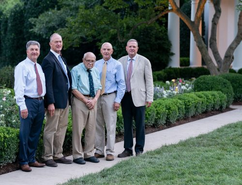 Nelson: Saunders Brothers' Boxwood Used In Landscaping Of Rose Garden At White House